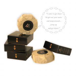 Premium Handmade & Hand-packed Soap