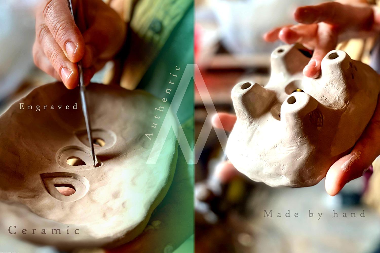 Authentic Ceramic